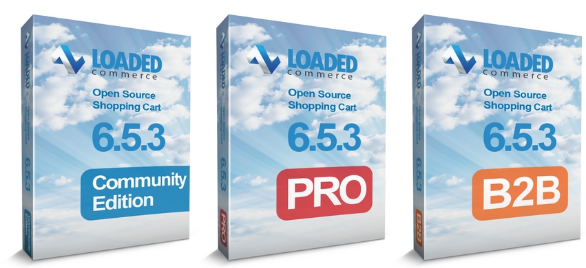 Loaded Commerce 75CE Powerful Ecommerce Software